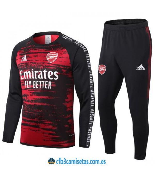 CFB3-Camisetas Camiseta Pre-partido Pantalones Arsenal 2020/21