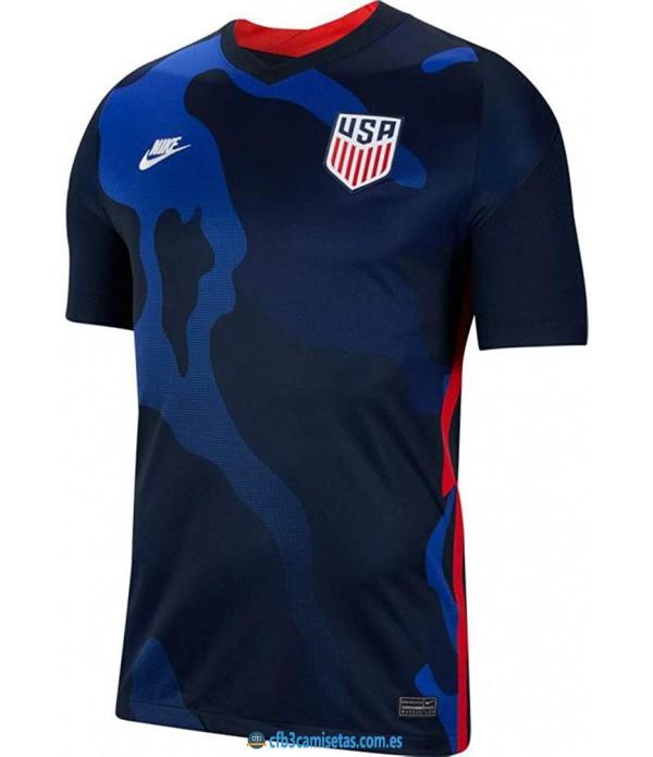 CFB3-Camisetas EEUU 2a Equipación 2020/21