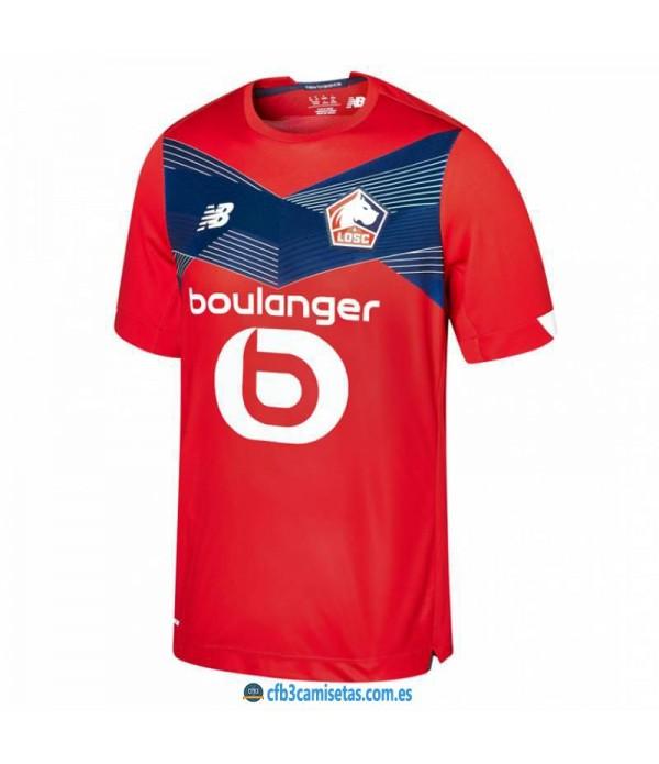 CFB3-Camisetas Lille 1a Equipación 2020/21
