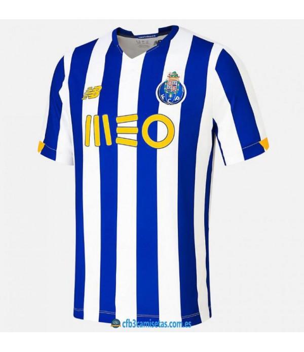 CFB3-Camisetas Oporto 1a Equipación 2020/21