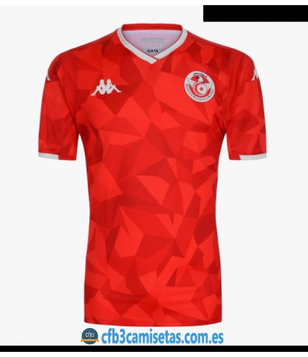 CFB3-Camisetas Túnez 1a Equipación 2020/21