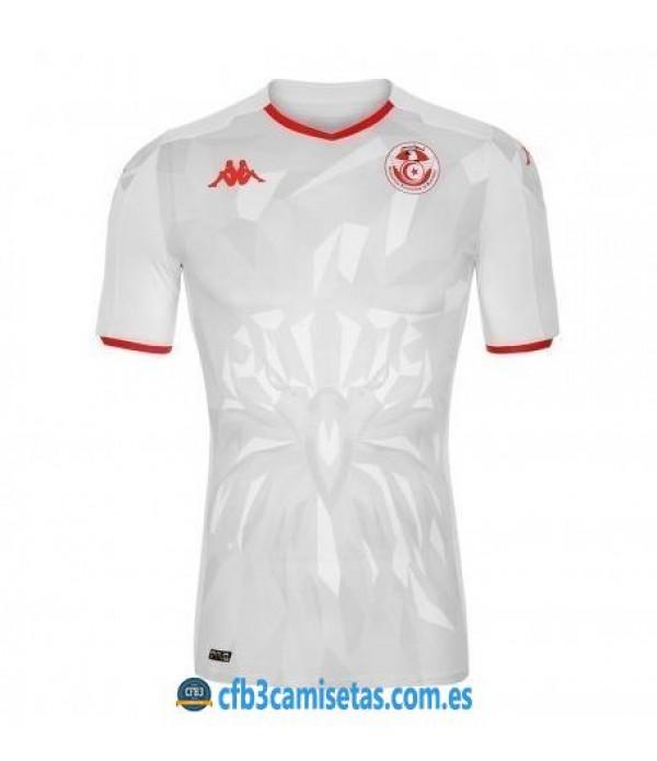 CFB3-Camisetas Túnez 2a Equipación 2020/21
