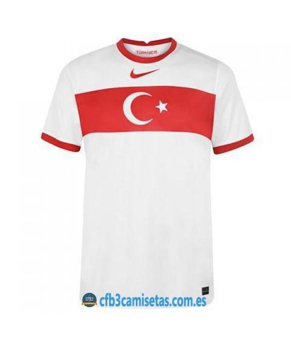 CFB3-Camisetas Turquía 1a Equipación 2020