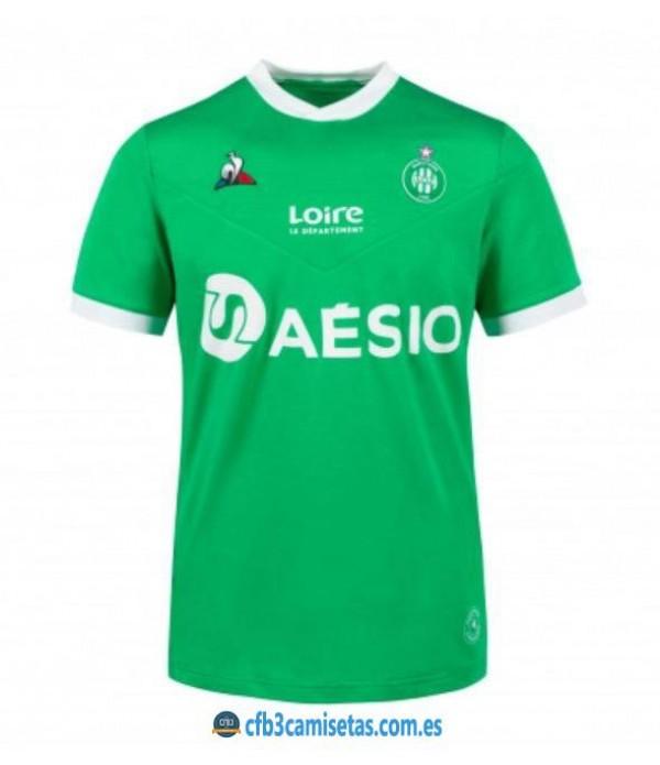 CFB3-Camisetas AS Saint-Etienne 1a Equipación 2020/21