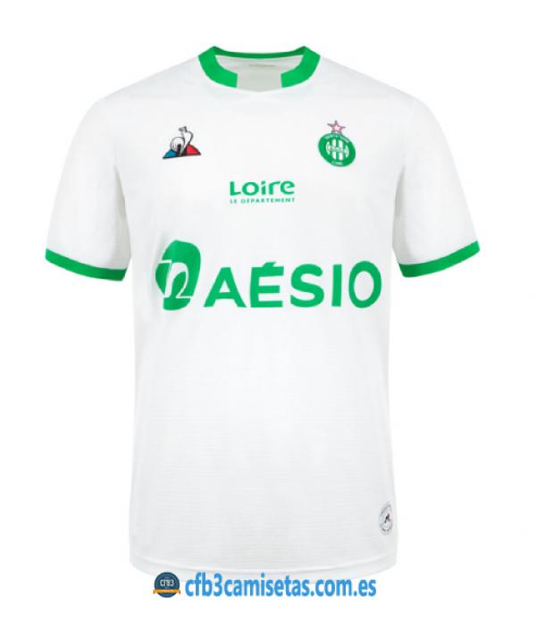 CFB3-Camisetas AS Saint-Etienne 2a Equipación 2020/21