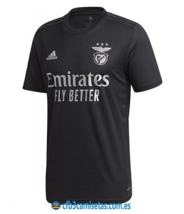 CFB3-Camisetas Benfica 2a equipación 2020/21