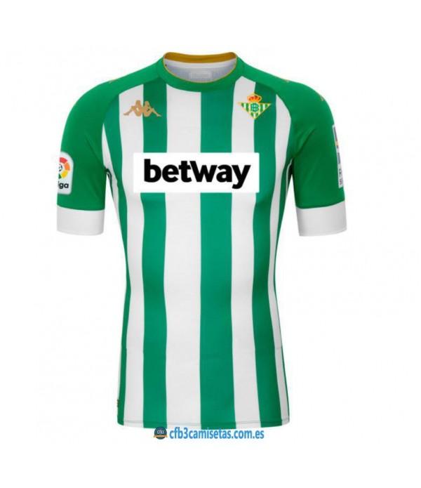 CFB3-Camisetas Betis 1ª equipación 2020/21