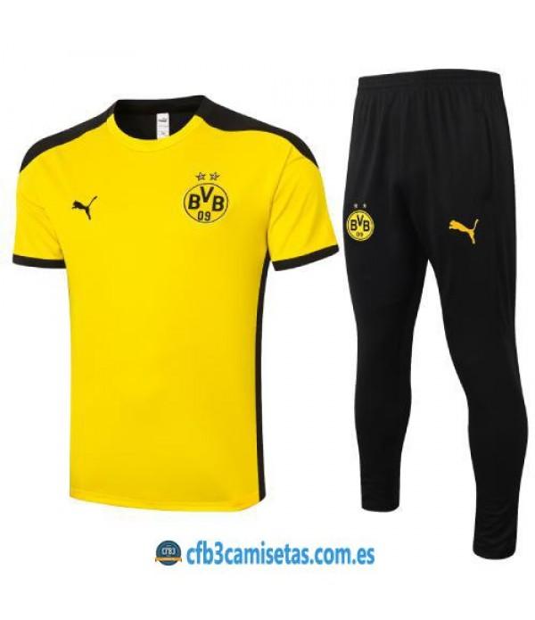 CFB3-Camisetas Camiseta pantalones borussia dortmund 2020/21