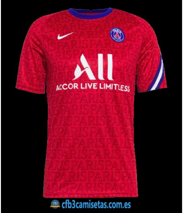 CFB3-Camisetas Camiseta psg pre-partido 2020/21
