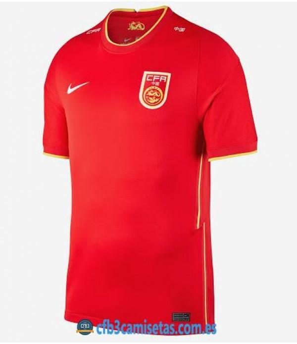 CFB3-Camisetas China 1a equipación 2020/21