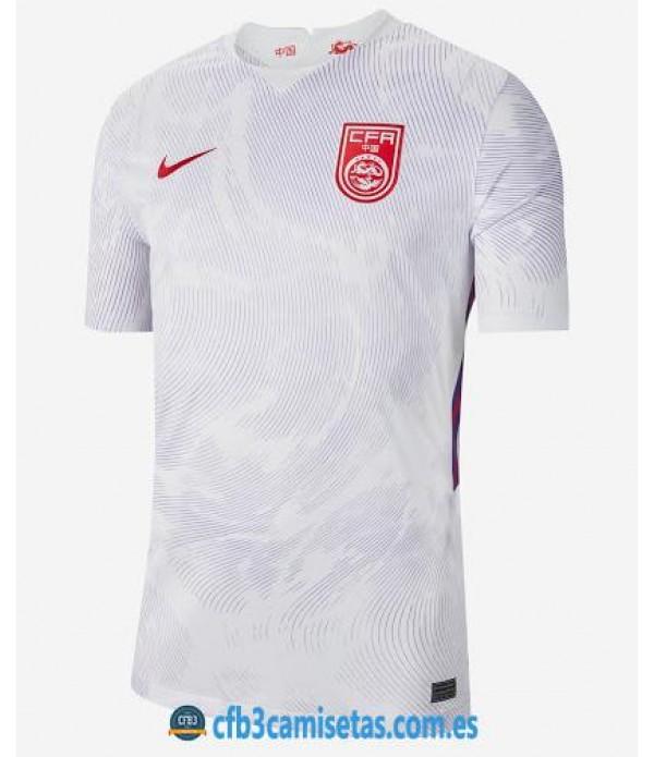 CFB3-Camisetas China 2a equipación 2020/21