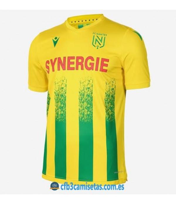 CFB3-Camisetas Fc nantes 1a equipación 2020/21