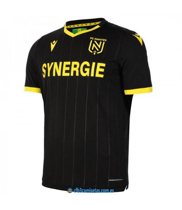 CFB3-Camisetas Fc nantes 2a equipación 2020/21
