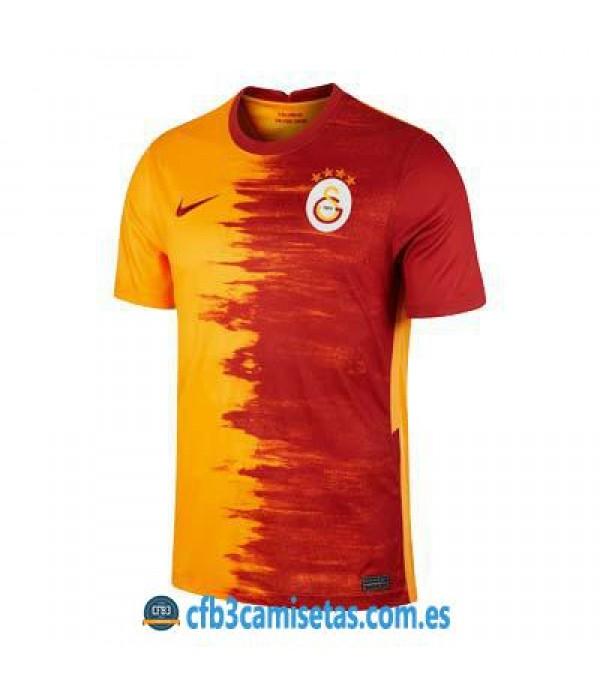 CFB3-Camisetas Galatasaray 1a Equipación 2020/21
