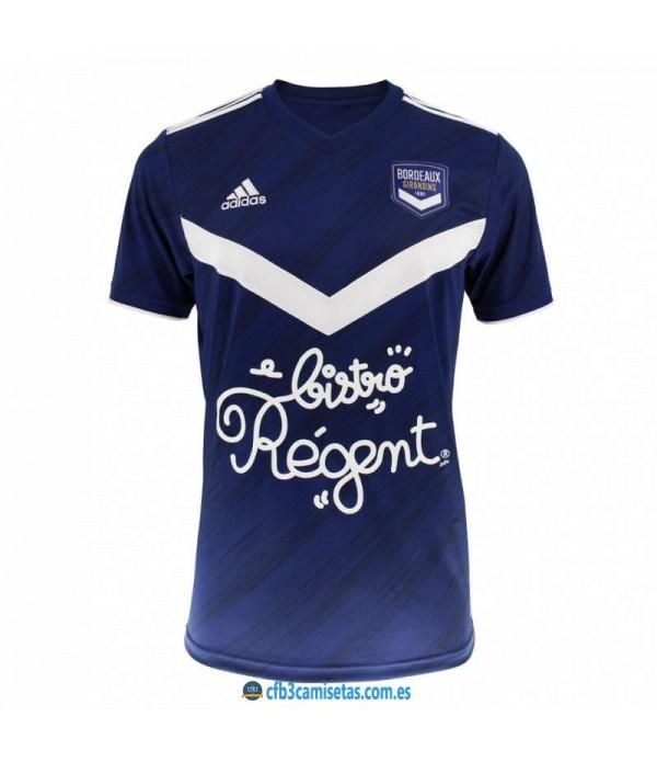 CFB3-Camisetas Girondins bordeaux 1a equipación 2020/21