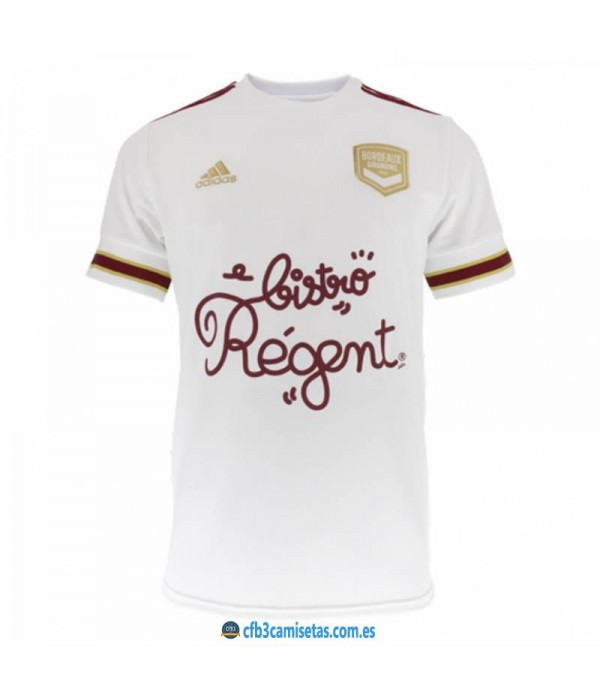 CFB3-Camisetas Girondins bordeaux 2a equipación 2020/21