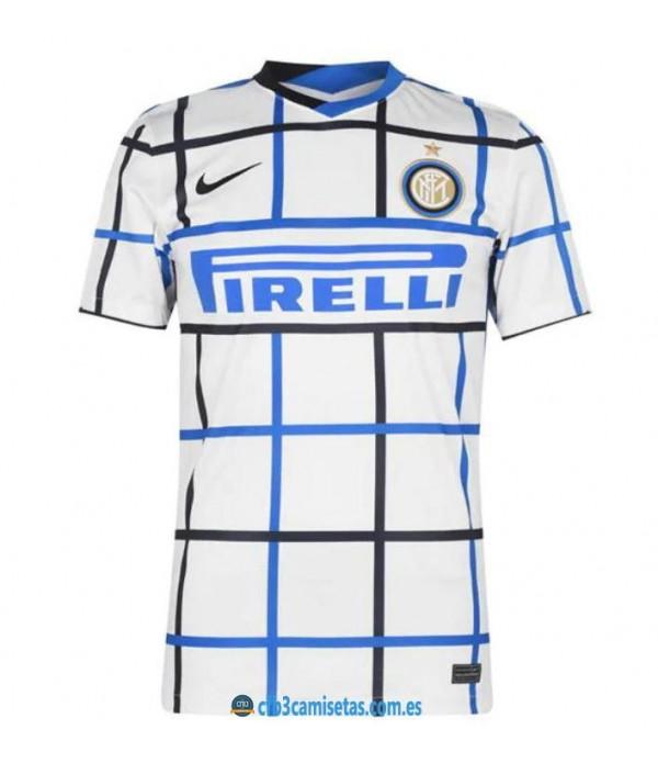 CFB3-Camisetas Inter milan 2a equipación 2020/21