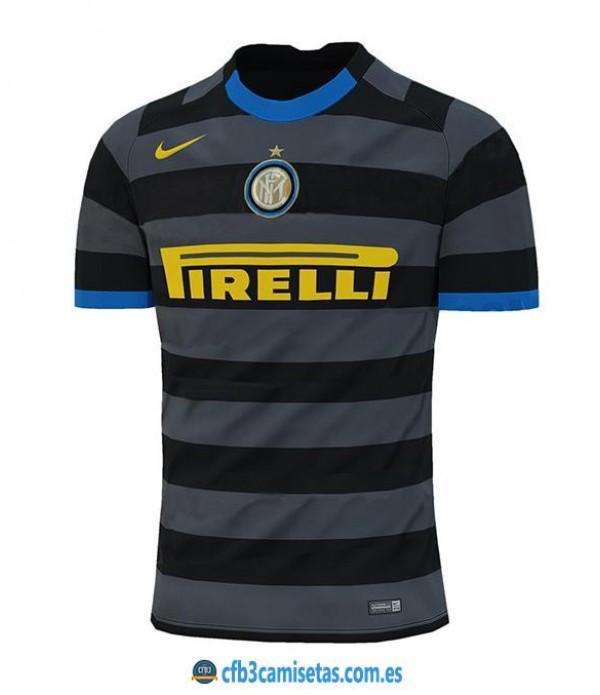 CFB3-Camisetas Inter Milan 3a Equipación 2020/21