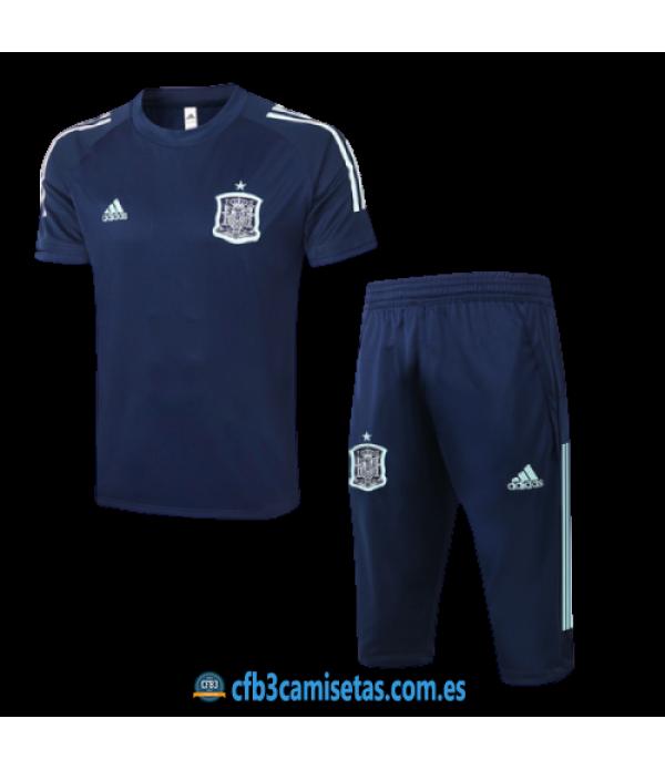 CFB3-Camisetas Kit entrenamiento españa 2020/21