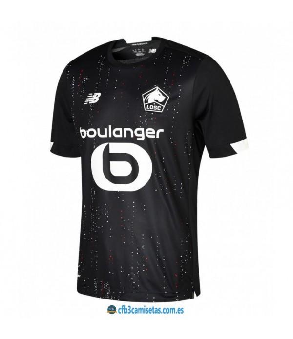 CFB3-Camisetas Lille 2a equipación 2020/21