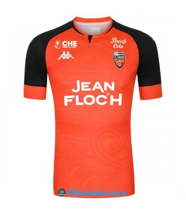 CFB3-Camisetas Lorient 1a equipación 2020/21