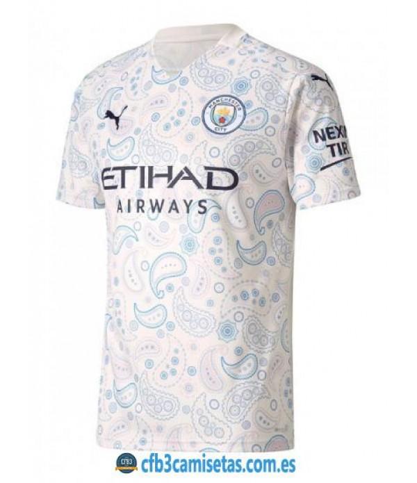 CFB3-Camisetas Manchester city 3a equipación 2020/21