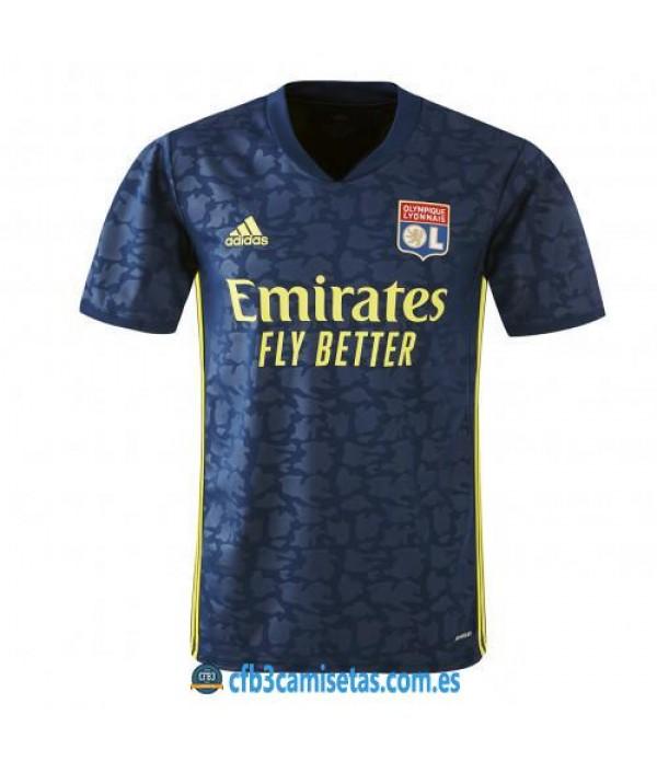 CFB3-Camisetas Olympique lyon 3a equipación 2020/21