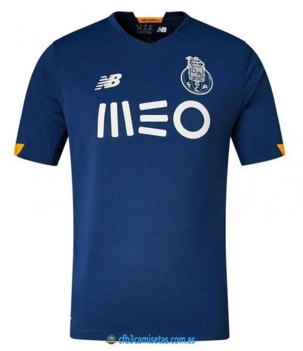 CFB3-Camisetas Oporto 2a Equipación 2020/21