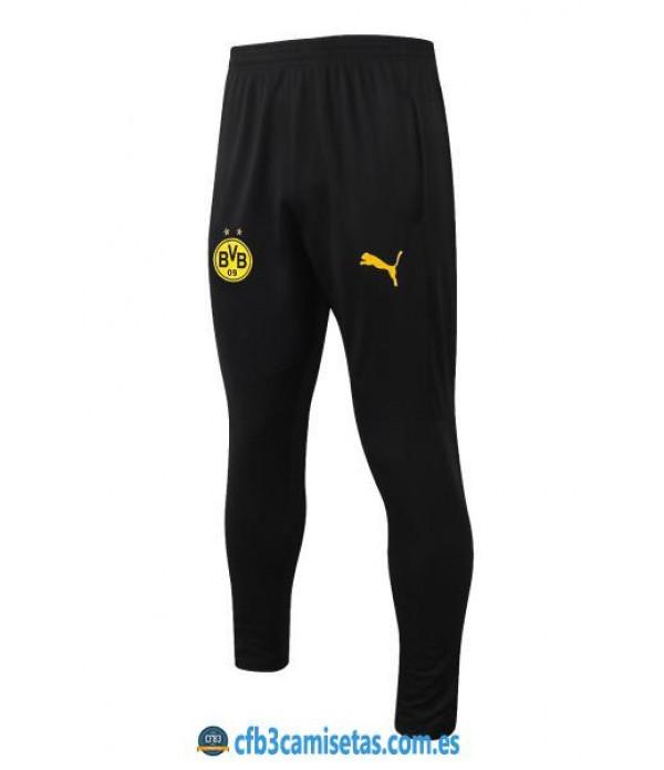 CFB3-Camisetas Pantalón Entrenamiento Borussia Dortmund 2020/21