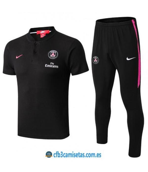 CFB3-Camisetas Polo Pantalones PSG 2020/21