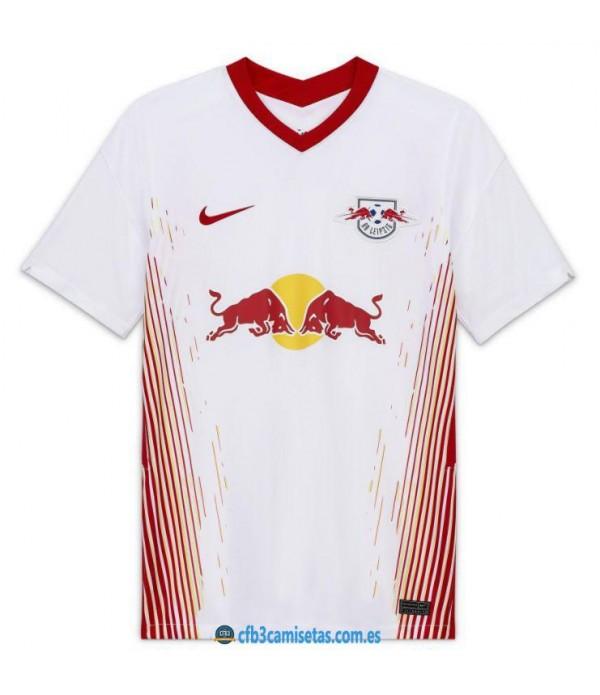 CFB3-Camisetas RB Leipzig 1a Equipación 2020/21