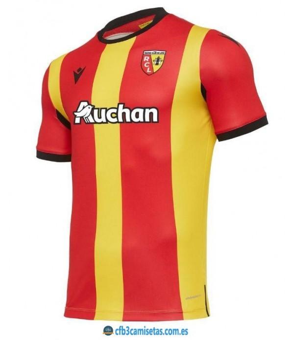 CFB3-Camisetas Rc lens 1a equipación 2020/21