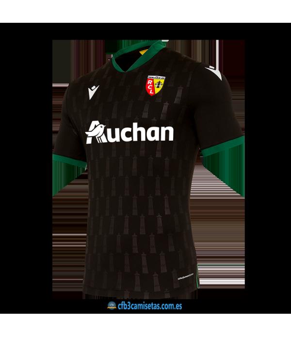 CFB3-Camisetas Rc lens 2a equipación 2020/21
