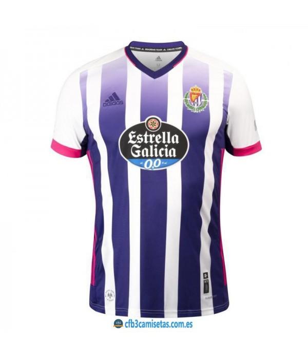 CFB3-Camisetas Real valladolid 1ª equipación 2020/21