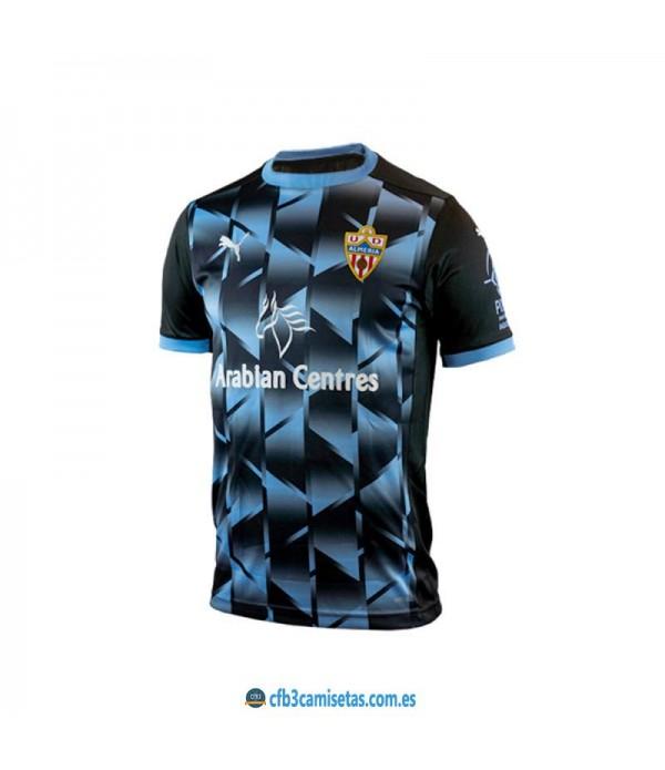 CFB3-Camisetas Almeria 2ª equipacion 2020/21
