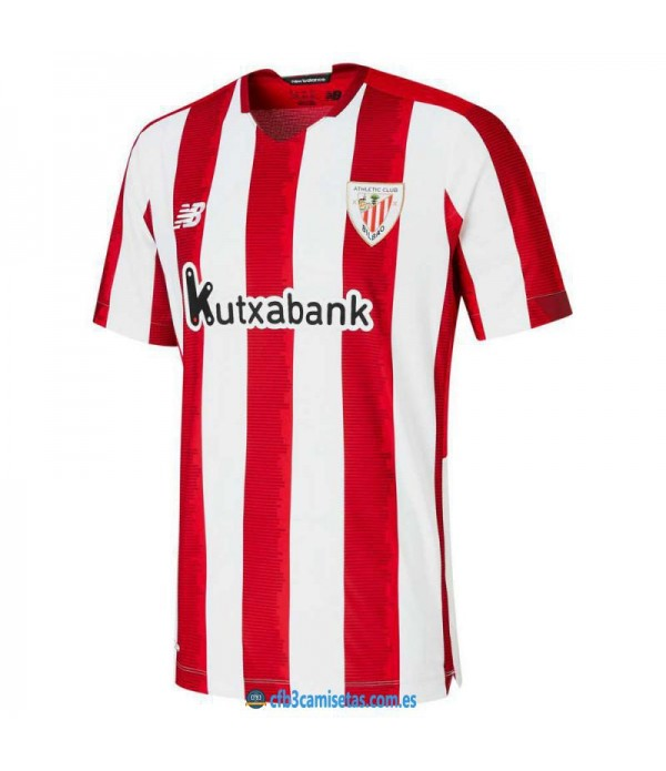 CFB3-Camisetas Athletic bilbao 1a equipación 2020/21