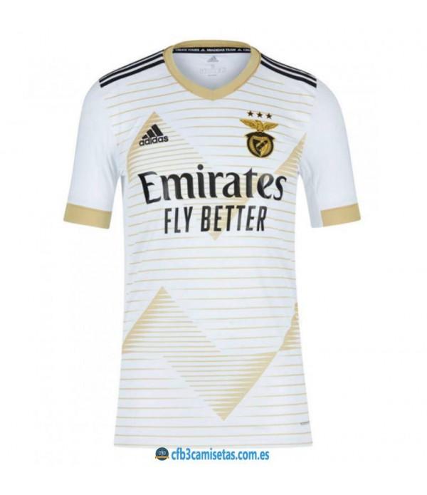 CFB3-Camisetas Benfica 3a equipación 2020/21
