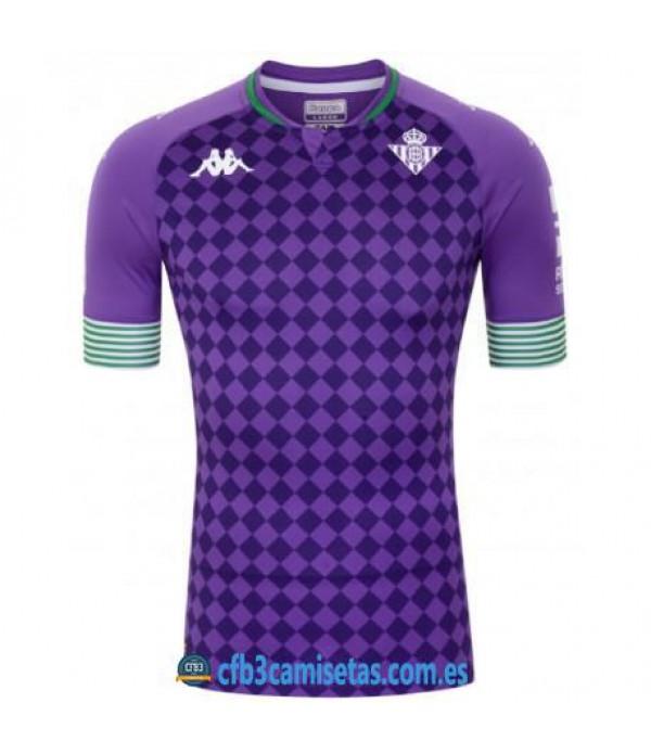 CFB3-Camisetas Betis 2ª equipación 2020/21