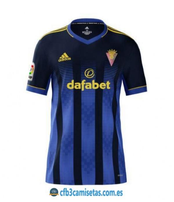 CFB3-Camisetas Cadiz 2ª equipacion 2020/21