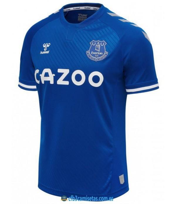CFB3-Camisetas Everton 1a equipación 2020/21