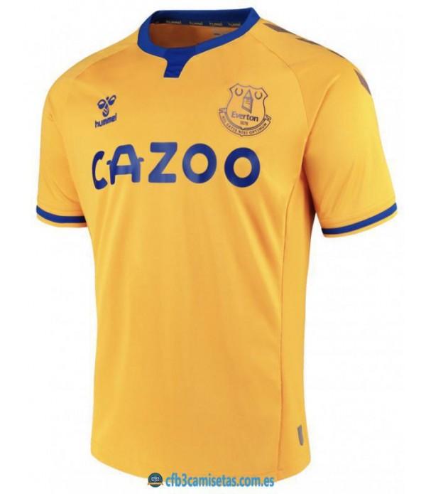CFB3-Camisetas Everton 2a equipación 2020/21