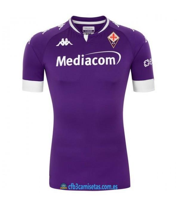 CFB3-Camisetas Fiorentina 1a equipación 2020/21