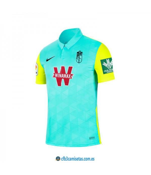 CFB3-Camisetas Granada 3ª equipacion 2020/21