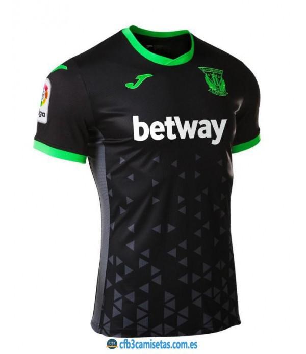 CFB3-Camisetas Leganes 2ª equipacion 2020/21