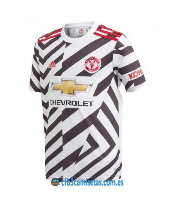 CFB3-Camisetas Manchester united 3a equipación 2020/21