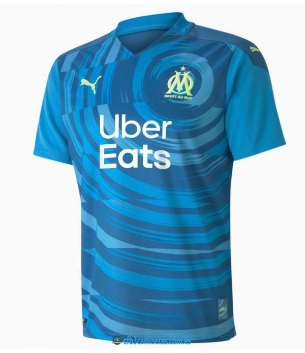 CFB3-Camisetas Olympique marsella 3a equipación 2020/21