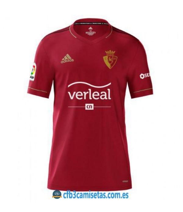 CFB3-Camisetas Osasuna 1ª equipacion 2020/21