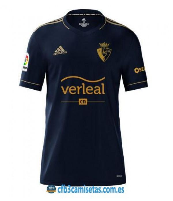 CFB3-Camisetas Osasuna 2ª equipacion 2020/21