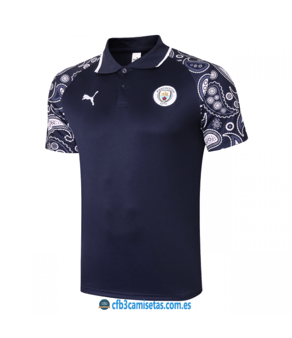 CFB3-Camisetas Polo manchester city 2020/21