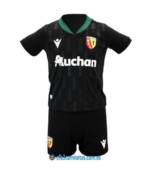 CFB3-Camisetas Rc lens 2a equipación 2020/21 - niÑos